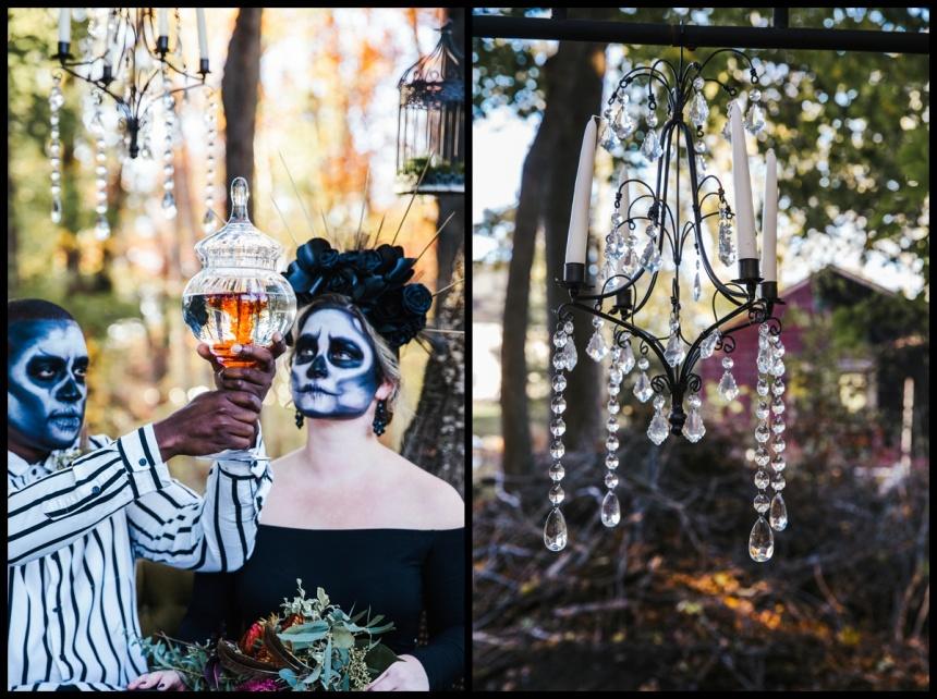 Halloween Styled Photoshoot by Ivona Kaplan